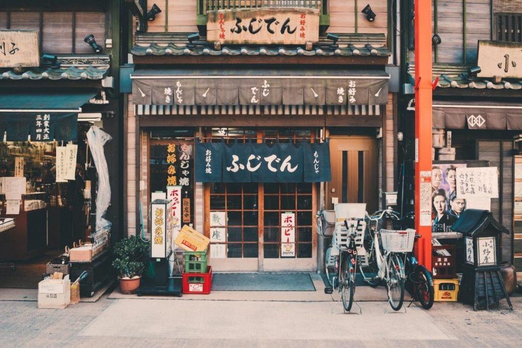 logement japon