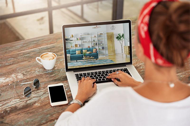 La visite virtuelle immobilière